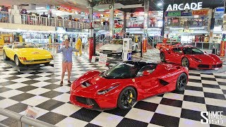 The Most Surprising Location for a Ferrari Collection!