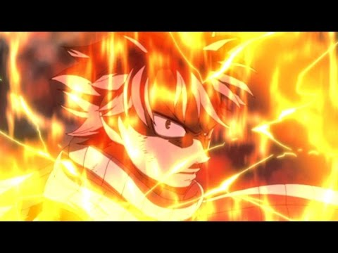 Fairy Tail Natsu best rage moments (eng dubb)