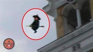 카메라에 포착된 마녀들 & 실제로 존재한 마녀 4
