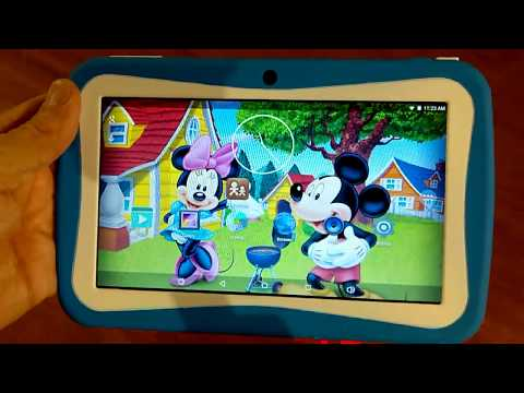 LLLccorp 7 in Kids Education Android Tablet