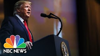 'I Meet Them All': Trump Discusses His Meetings With Dictators And Presidents | NBC News