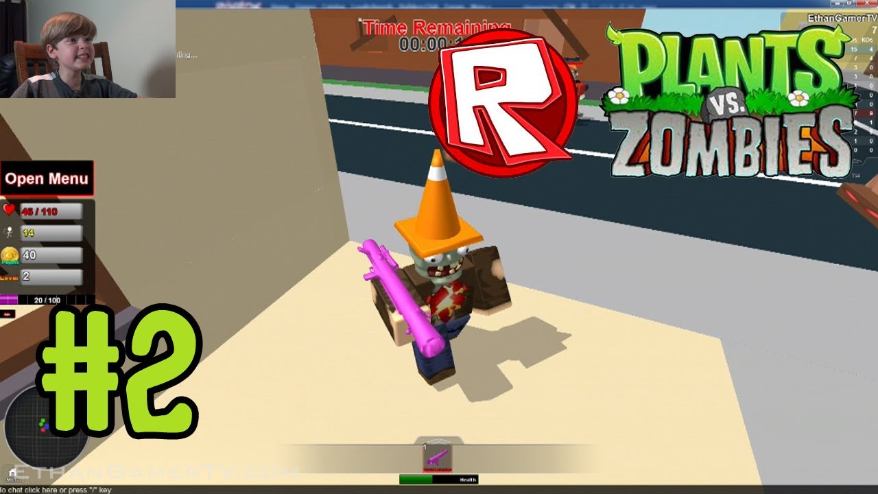 Roblox Plantas Vs Zumbis Roblox Plants Vs Zombies Plants Vs Zombies Battlegrounds Part 2 Roblox Youtube