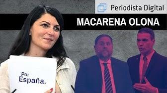 Imagen del video: Macarena Olona: