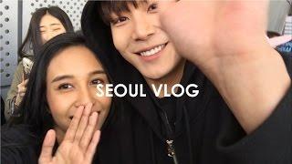seoul, korea vlog + met lee cheol woo etc. // march 2016
