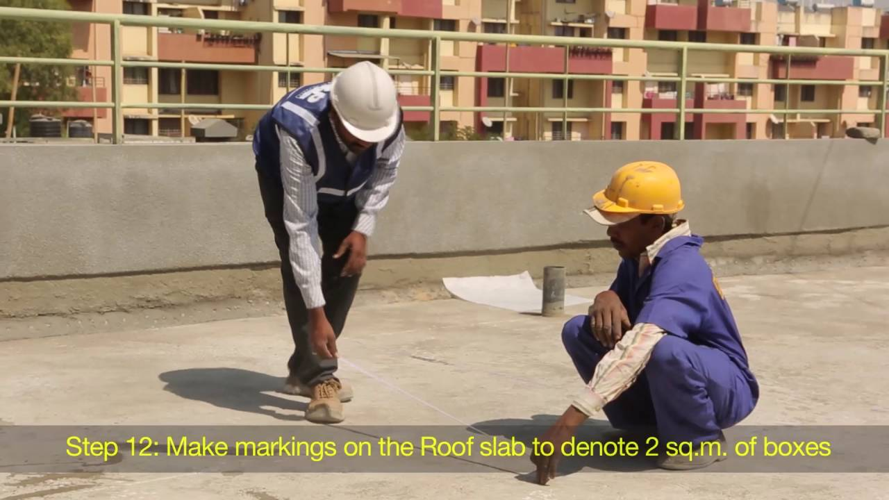 Dr Fixit Roofseal New Roof Application Youtube