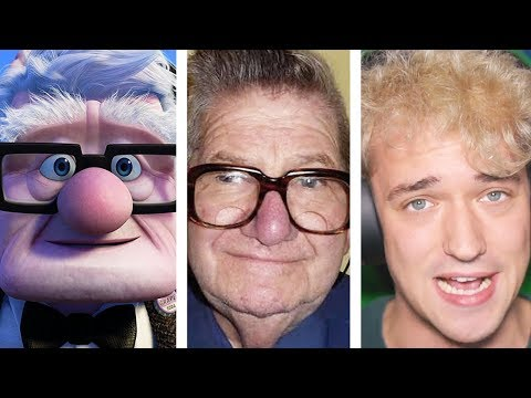 CARTOON CHARACTERS IN REAL LIFE!! THEY LOOK EXACTLY LIKE THEM!!