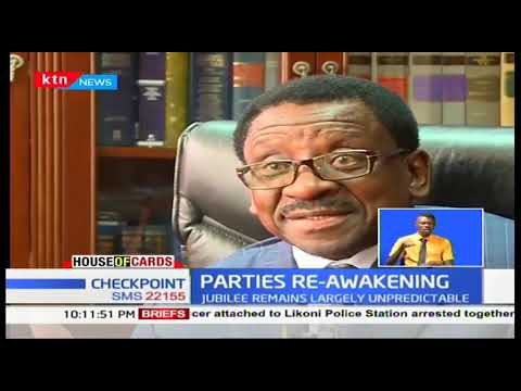 House of Cards: Parties Re-awakening ahead of 2022 polls