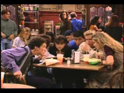 I Get Up | Saved by the Bell: The College Years - YouTube