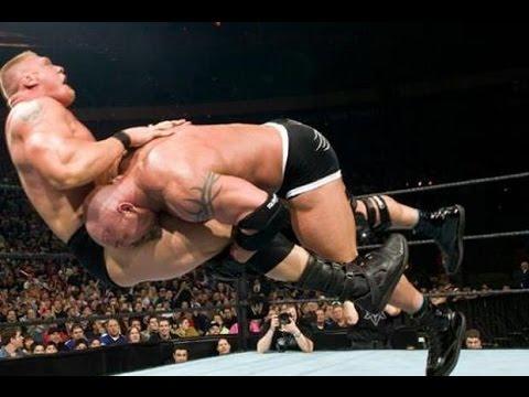 Goldberg Vs. Brock Lesnar Hell In A Cell 2016 Full Match