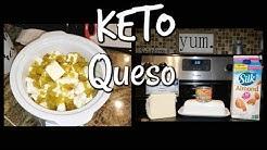 KETO QUESO~FOODIE FRIDAYS!