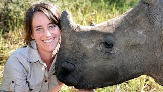 World's First Rhino Orphanage