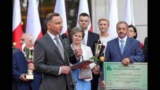 Prezydent: Dziękuję za budowania marki polskiej żywności na świecie