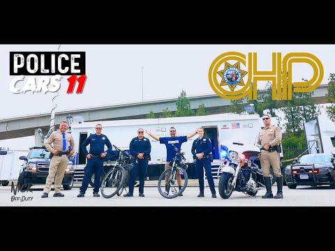 POLICE CARS California Highway Patrol