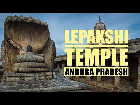 LEPAKSHI TEMPLE - Vijayanagara style Hindu temple