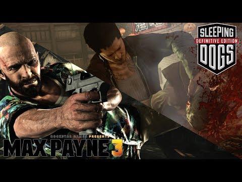 Max Payne 3 & Sleeping Dogs - Opinión