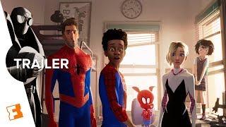 Spiderman: Un Nuevo Universo - Nuevo Clip #3 (Español Latino)