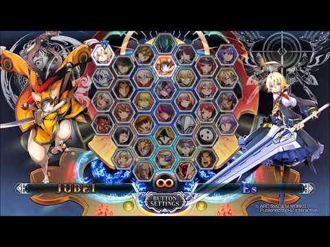 BlazBlue: Central Fiction OST - Character Select