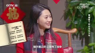 [跟着书本去旅行]曹植笔下的白马与少年  课本中国