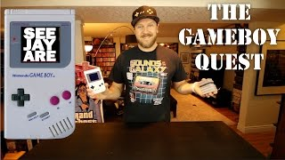 The Gameboy Quest - Episode #2 - 8 More Games from Gamer Alley!