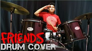 DAP - Marshmello ft. Anne-Marie - FRIENDS - Drum Cover