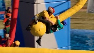 Wipeout - The Birds, The Bees, And The Bed Bugs | ABCTVONDEMAND