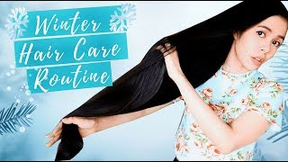 Winter Hair Care Routine- Oiling Hair Day-For Dry Hair & Scalp-Beautyklove