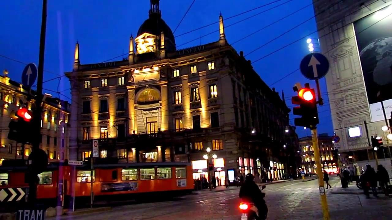 Milan Center, City Lights