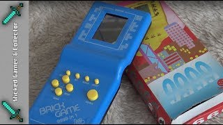Chemical Cheap Chinees 2 Dollar / Classic Tetris BrickGame 9999 in 1 / Review, Unboxing & Gaming