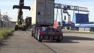 Jumbo Container LZV
