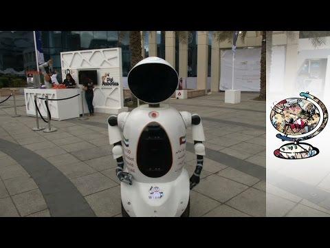 Dubai's Robotics Contests are Driving Innovation