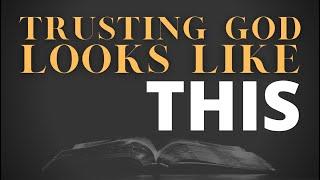 Trusting God Looks Like | Pastor John Huseman | This The Ark Church Online