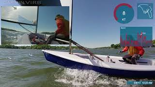 Megabyte Regatta May 2017 Race#1