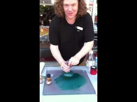 Making Oil Paint with Jim Bergeson