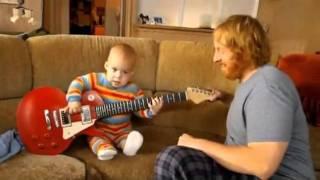 Baby Rocker (hard Metal Baby Rocker) Yeah!!