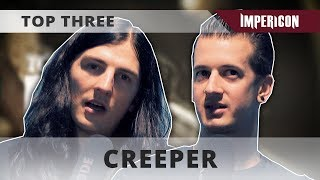 Top Three with Creeper