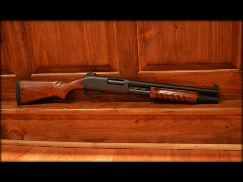 Remington magnum wingmaster model 870