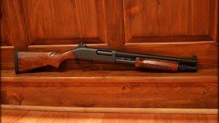 Remington 870 SBS - Short Barrel Shotgun