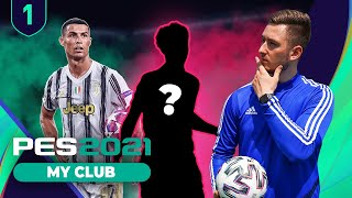RONALDO I IKONA NA START [#1] - PES 2021 MY TEAM