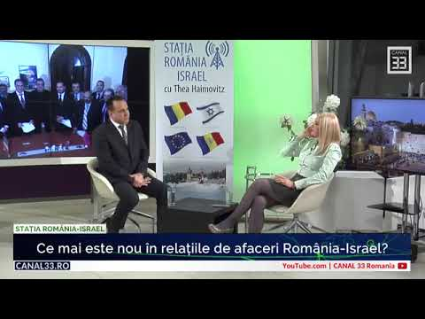 Ce Mai Este Nou în Relațiile De Afaceri România - Israel?