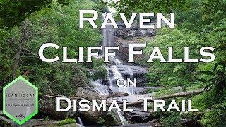Raven Cliff Falls on Dismal Trail, Caesars Head State Park, SC