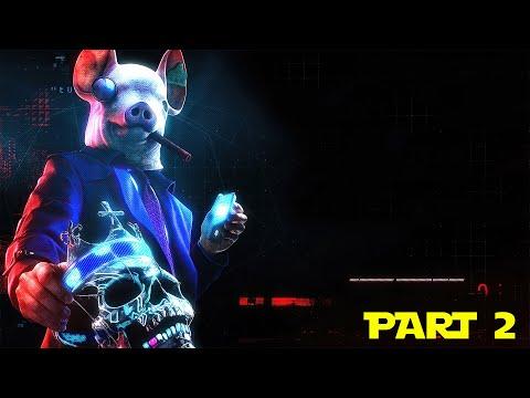 WATCH DOGS LEGION Walkthrough Gameplay Part 2 - SABINE (FULL GAME) |