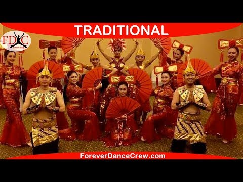 MODERN DANCE INDONESIA TRADITIONAL DANCE CHINESE DANCE INDONESIA