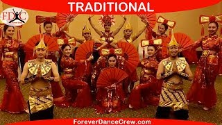 Chinese Dance Traditional Modern Dance Indonesia - Forever Dance Crew Indonesia
