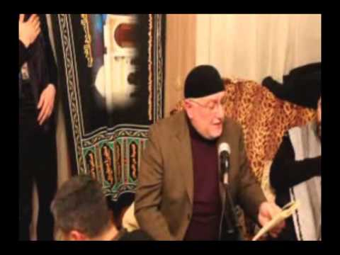 Qalib Hüseyni  - Mərsiyyə