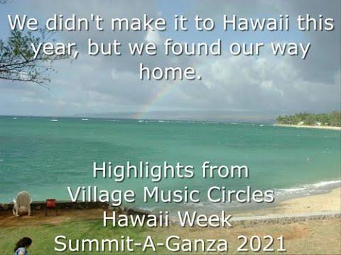 ハワイ・バーチャルサミットのハイライト動画が届きました