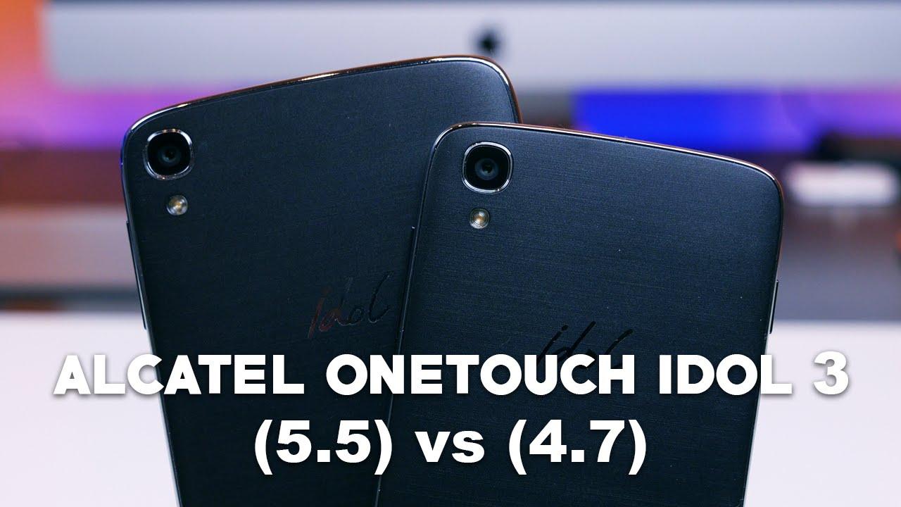 Alcatel Onetouch Idol 3 (4 7