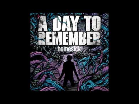 A Day To Remember - Homesick [Album cover] - YouTube A Day To Remember Homesick Album Cover