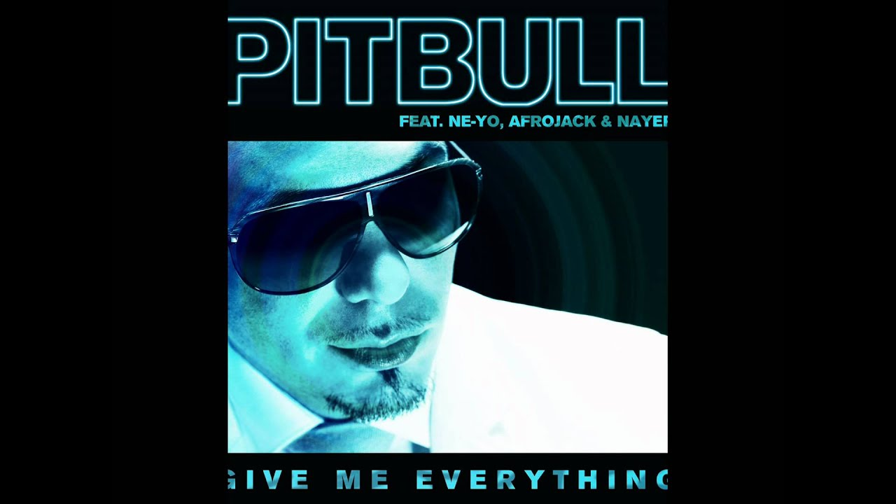 Give Me Everything Mp3 Youtube