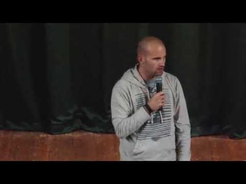 Youth Motivational Speaker - Grant Baldwin