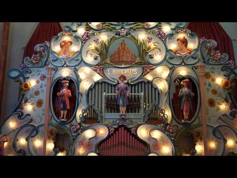 ABBA Dancing Queen on a 100 year old organ